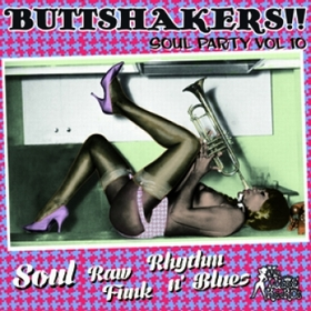 VARIOUS ARTISTS - Buttshakers! Vol. 10