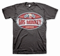 Gas Monkey Garage American Label T-Shirt Modell: T23090
