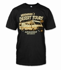 Breaking Bad T-Shirt HEISENBERGS DESERT TOURS Modell: T21105