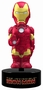 MARVEL COMICS BODY KNOCKER WACKELFIGUR IRON MAN Headknocker